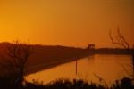 Sundown On Pea Island