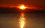 Sunset Over Currituck Sound 4