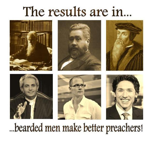 Bearded Preachers